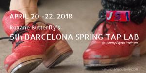 5th Barcelona Spring Tap Lab