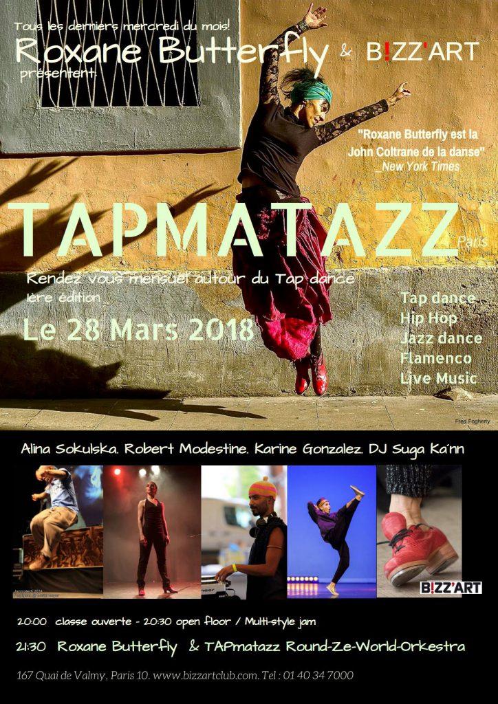 TapMatazz 1st edition