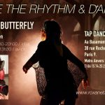 Cours de Claquettes Open avec Roxane Butterfly