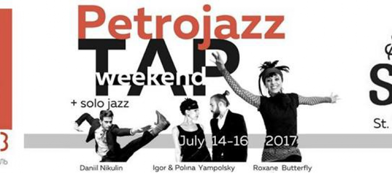 PetroJazz week end con Roxane en San Petersburg, Russia