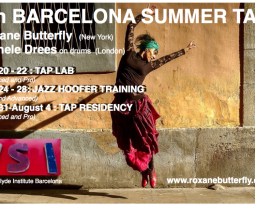 6th BARCELONA SUMMER TAP
