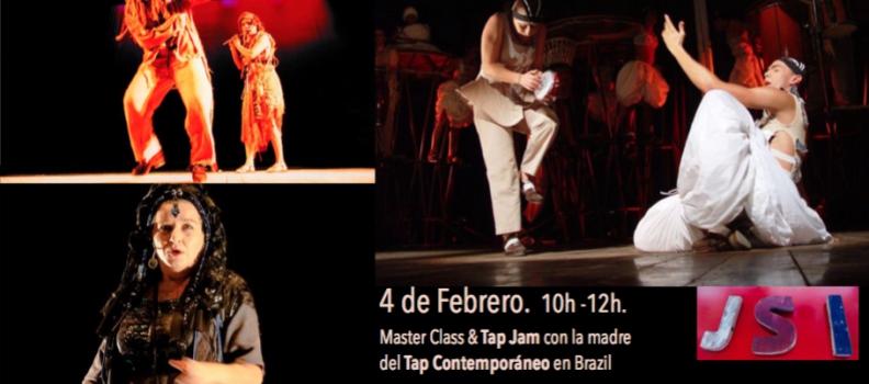 (Español) Mind The Groove con VALERIA PINHEIRO (Brazil)