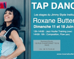 Paris Tap Dance Special